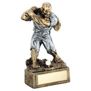 The Beast Golf Trophy Award 171mm Free Engraving (RF832) td