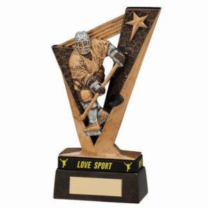 Victory, Ice Hockey Trophy, Award 180mm, FREE Engraving (RF16042B)(trd)