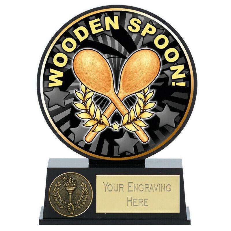 Last Place,155mm Free Engraving, trd Loser Award Loo-Ser Fun Trophy RF19128A