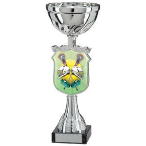 Lacrosse Trophy Cup, Award, 250mm, FREE Engraving (TQ15121C)trd