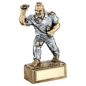 The Beast Darts Trophy Award 171mm Free Engraving (RF833) td