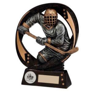 Typhoon,Ice Hockey Trophy, Award 170mm, FREE Engraving (RF16090B)(TRD)