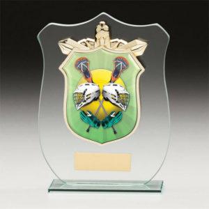 Lacrosse Titan Glass,Trophy,Award,120mm,FREE Engraving (CR15121A) trd