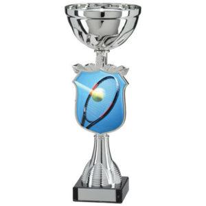 Tennis Trophy Cup, Award, 250mm, FREE Engraving (TQ15140C) trd
